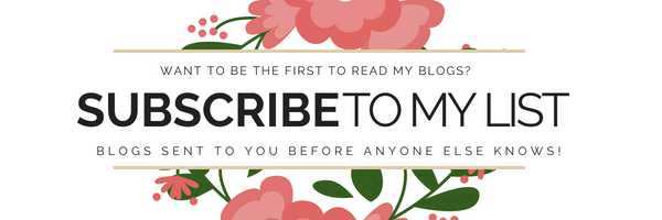 Subscribe to my list!