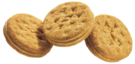 Image result for girl scouts peanut butter cookies