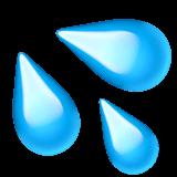 sweat-droplets